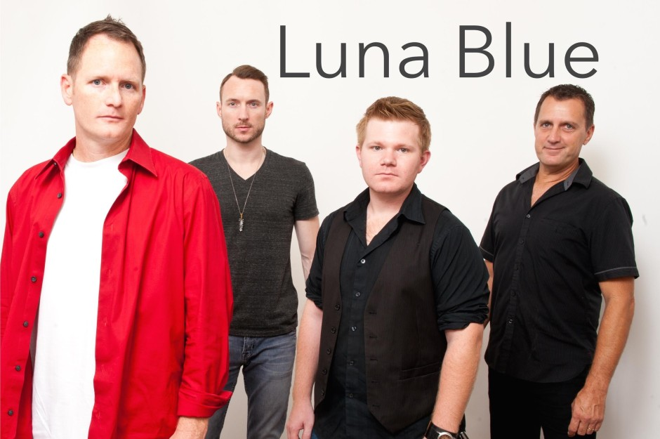 Luna Blue Tampa band photo